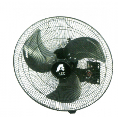 18 Oscillating Wall Fans : Aec quot oscillating wall fan